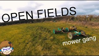 OPEN FIELDS // FPV FREESTYLE