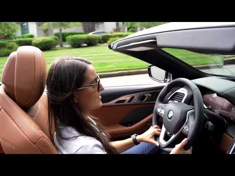 New 2020 BMW 8 Series 840i xDrive Convertible