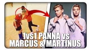 MARCUS & MARTINUS Kassieren PANNA! | BOSS VIENNA