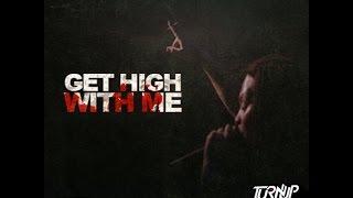 "Waka Flocka Flame x Future x DJ Whoo Kid x Steve Aoki  - ""Get High With Me"" (Prod  808 Mafia)"