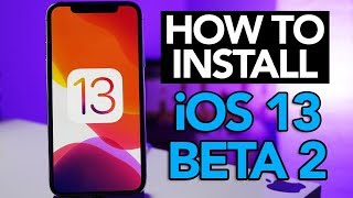 How to Install iOS 13 Beta 2 Profile! NO COMPUTER!