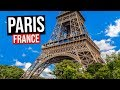 PARIS - FRANCE City Tour  | Paris en été