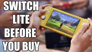 SWITCH LITE - 15 Things You Need To Know Before You Buy