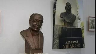 В выставочном зале Союза художников открылись сразу две выставки