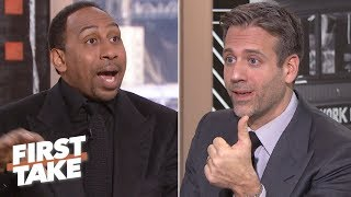 Were the Seahawks being held back by the Legion of Boom? | First Take