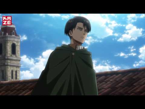 Attack on Titan Synchro-Clip: Levi