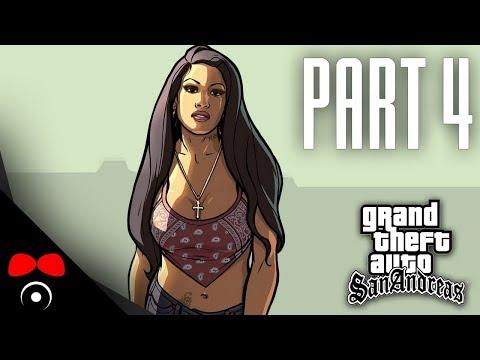SLEDUJ TEN ZATRACENEJ VLAK! | GTA: San Andreas #4
