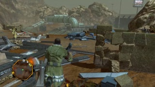 Red Faction Guerrilla Steam Edition - I love the smell of red dirt in the morning... - Video Youtube