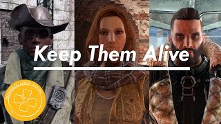 Fallout 4: The Definitive Minutemen Ending Guide | Approval of Three Factions
