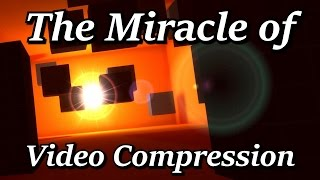The Miracle of Video Compression