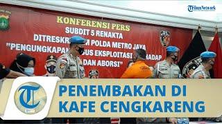 Bripka CS Tembak Anggota TNI AD dan Pegawai Kafe di Cengkareng, Berawal Cekcok dalam Kondisi Mabuk