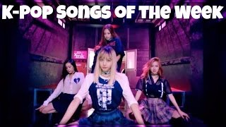 K-POP SONGS OF THE WEEK • #6
