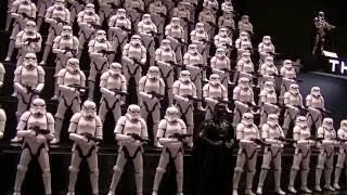 Bandai Star Wars Plastic Models 「スター・ウォーズ」プラモデル @ 2016 第56回 全日本模型ホビーショー All Japan Model Hobby Show