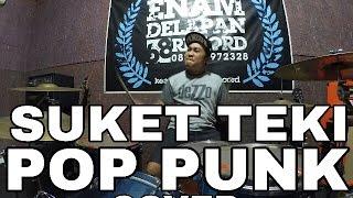SUKET TEKI - POPPUNK - HELMY NEWTRON COVER