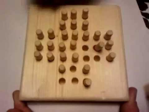 Solitair (M)ein Lösungsweg - zum liken und nachspielen