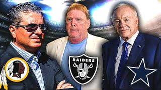 The WORST Owners in the NFL RANKED!