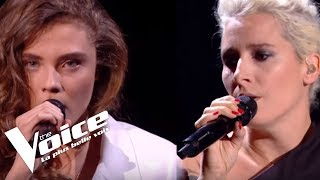 Annie Lennox  (I put a spell on you) | Maëlle et B. Demi-Mondaine | The Voice France 2018 |