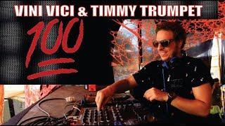 Vini Vici | Timmy Trumpet & Vini Vici   100 (feat Symphonic) @ Aslam 2017