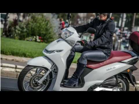 The Hot All New Scooter Peugeot Belville 125 review
