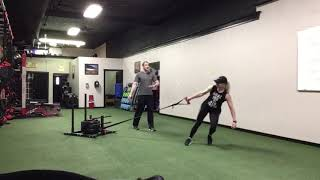 Sleds - A Multi-Purpose Tool Part 2 of 4 - Alternative Strength Exercises