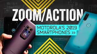 Motorola One Action & Motorola One Zoom Hands-On - For Under $500