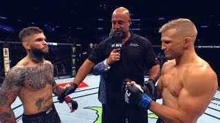 UFC 227: Dillashaw vs Garbrandt 2 - In Search of a Dream