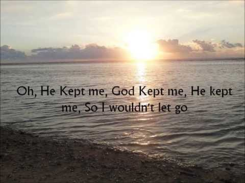 I almost let go lyrics by kurt carr