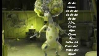 Afro Circus Madagascar 3 with lyrics