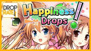 Happiness Drops! [Puyo Puyo Style Puzzle Game] (Steam, $5)