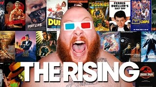 Action Bronson - The Rising (Movie Mashup Music Video)