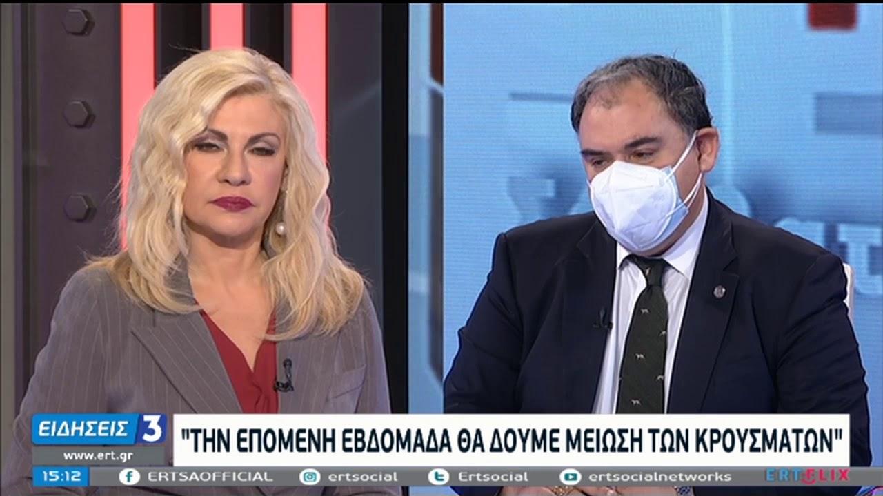 Πληθαίνουν οι φωνές για χρήση διπλής μάσκας | 13/02/2021 | ΕΡΤ