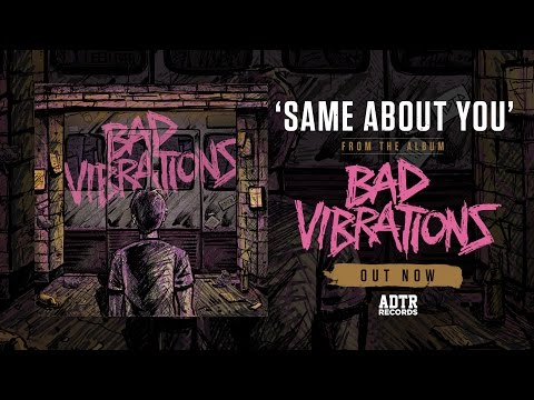 A Day To Remember - Same About You (Audio)