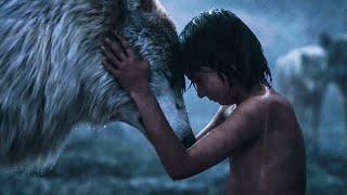 Mowgli Leaves The Wolf Pack Scene - THE JUNGLE BOOK (2016) Movie Clip