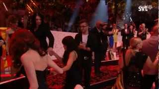 SWEDEN WINS ESC 2012 ☆ Loreen - Euphoria ☆ (1080p HD)