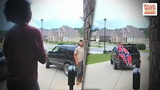 Black Homeowner Turns Away Contractor Who Arrives With Huge Confederate Flag On Back Of His Truck