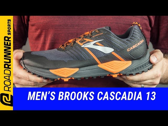 acc253fb531 Brooks Cascadia 13 Review - Best Running Shoes