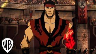 Mortal Kombat Legends: Battle of the Realms (2021) Video