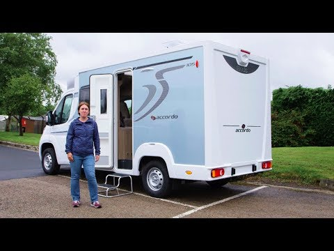 The Practical Motorhome 2018 Elddis Accordo 105 review