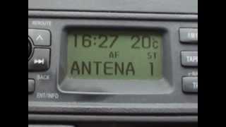 preview picture of video 'RDP Antena 1 Portugal 87.90 MHz E-Skip'