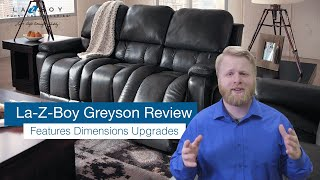 La-Z-Boy Greyson Reclining Sofa | Sofa Review Episode 3