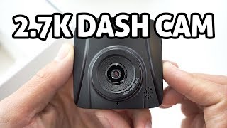 2.7K Dash Cam! KDLINKS X3 Review