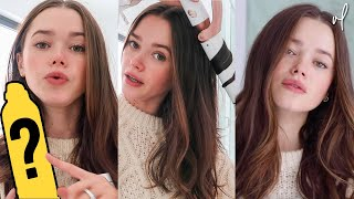 How To Get My Everyday Signature Curls | Hair Tutorial