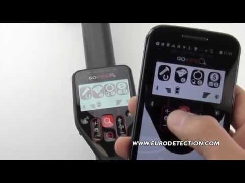 APP Detectores Minelab GO-FIND |40|60