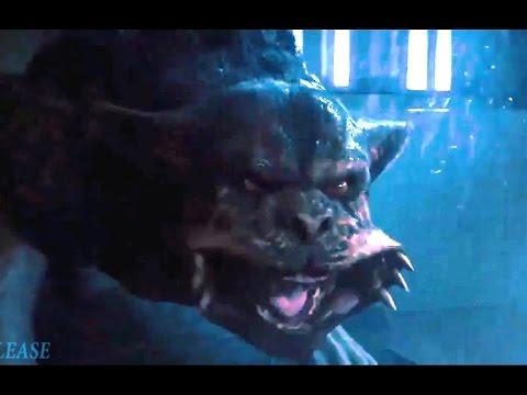 Hulk Dogs vs Giant Monster Werewolf Fight Scene - HD