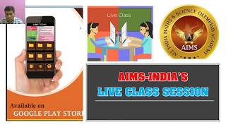 8TH JUN – 13TH JUN 2020 – LIVE CLASSES SCHEDULE & APP INSTALLATION (5TH JUN – 5 – 5:45 PM SESSION)