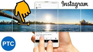 Photoshop: How To Split Images For Instagram