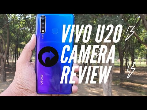 Vivo U20 Camera Review: Is it really good?