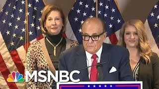 Trump Administration Officially Authorizes Biden Transition | Morning Joe | MSNBC