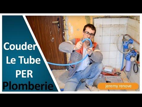 COMMENT COUDER LE TUBE PER ? tout ce qu'il faut savoir sur le cintrage d'un tube pvc à 90° - 0 - Tout ce qu'il faut savoir sur le cintrage d'un tube PVC à 90°