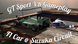 GT Sport VR F1500T/A (F1) @ Suzuka Circuit